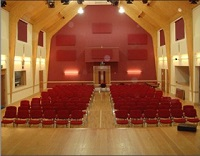 Hire the main hall for larger functions such as weddings, dinner-dances and concerts